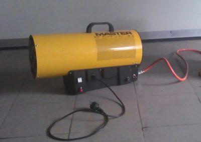 Warmte kanon